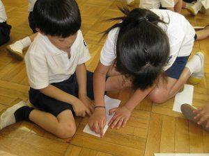 ミッション 共学 私立 東星学園 校長・大矢正則 親子ひこうき教室(4)