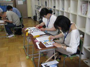 カトリック ミッション 男女 東星学園 校長・大矢正則 親子ひこうき教室(1)