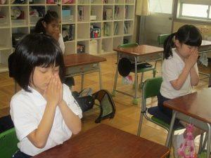 東星学園 校長・大矢正則 清瀬 私立 小学校 2年生(2)