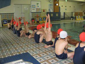 東星学園 校長・大矢正則 カトリック ミッション 男女 水泳授業が始まりました!(5)