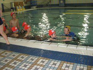 東星学園 大矢正則校長 清瀬 私立 小学校 水泳授業が始まりました!(6)