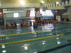 東星学園 校長 大矢正則 カトリック ミッション 男女 水泳授業が始まりました!(1)