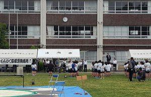 東星学園 大矢正則校長 カトリック ミッション 男女 第37回 わんぱく相撲清瀬場所(3)
