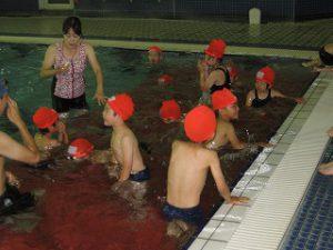 東星学園 大矢正則校長 カトリック ミッション 男女 水泳授業が始まりました!(9)