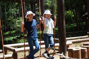 東星学園 大矢正則校長 カトリック ミッション 男女 遠足 ~武蔵野丘陵森林公園~(3)