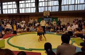 東星学園 校長・大矢正則 カトリック ミッション 男女 第37回 わんぱく相撲清瀬場所(5)