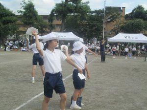 東星学園 校長・大矢正則 カトリック ミッション 男女 ひこうき大会(5)