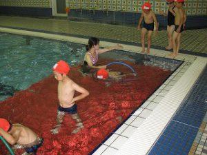 東星学園 校長 大矢正則 清瀬 私立 小学校 水泳授業が始まりました!(10)
