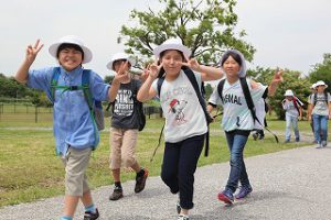 東星学園 校長・大矢正則 カトリック ミッション 男女 5年生 遠足(3)