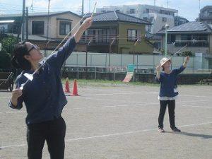 東星学園 校長 大矢正則 カトリック ミッション 男女 ひこうき大会(7)