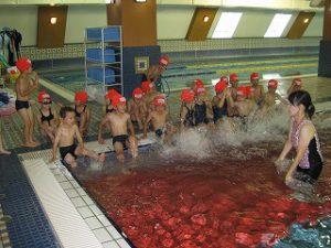 東星学園 校長・大矢正則 清瀬 私立 小学校 水泳授業が始まりました!(8)