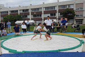 東星学園 校長・大矢正則 清瀬 私立 小学校 第37回 わんぱく相撲清瀬場所(8)
