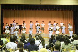 東星学園 校長 大矢正則 清瀬 私立 小学校 第5回 音楽会(4)