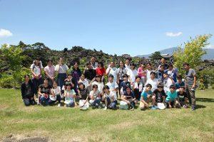 東星学園 校長・大矢正則 清瀬 私立 小学校 高峰高原 修学旅行(2)