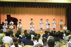 東星学園 大矢正則校長 清瀬 私立 小学校 第5回 音楽会(6)