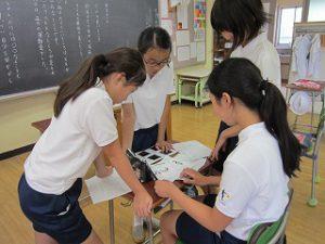 東星学園 校長・大矢正則 清瀬 私立 小学校 修学旅行事前学習(2)