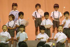 東星学園 校長 大矢正則 カトリック ミッション 男女 第5回 音楽会(1)