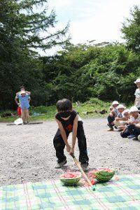 東星学園 校長 大矢正則 カトリック ミッション 男女 榛名湖 夏期学校(7)
