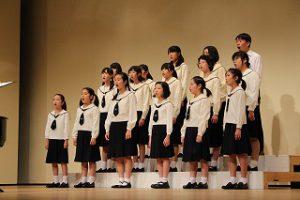 東星学園 校長・大矢正則 清瀬 私立 小学校 東星少年少女合唱団 第42回定期演奏会(2)