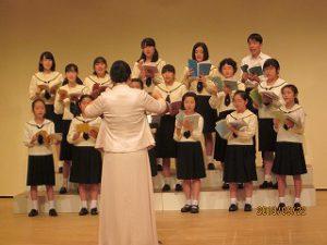 東星学園 校長・大矢正則 カトリック ミッション 男女 東星少年少女合唱団 第42回定期演奏会(5)