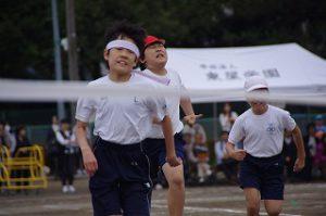 東星学園 大矢正則校長 カトリック ミッション 男女 体育祭(5)