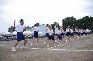 東星学園 校長 大矢正則 清瀬 私立 小学校 体育祭(6)
