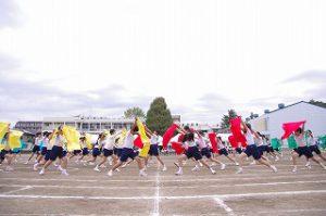 東星学園 大矢正則校長 清瀬 私立 小学校 体育祭(8)