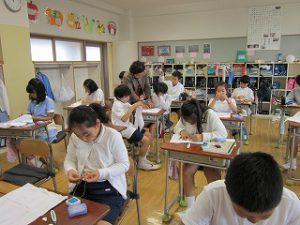 東星学園 校長・大矢正則 清瀬 私立 小学校 願書提出者対象 10月20日 第4回学校説明会(4)