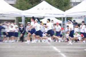 東星学園 校長・大矢正則 清瀬 私立 小学校 体育祭(10)