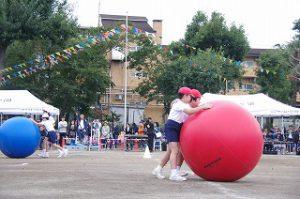 東星学園 校長 大矢正則 カトリック ミッション 男女 体育祭(3)