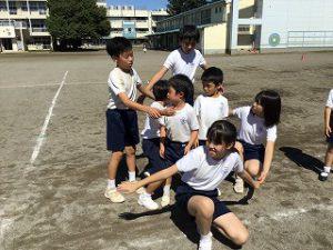 東星学園 校長 大矢正則 清瀬 私立 小学校 Oh!すし!(2)