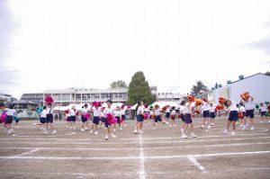 東星学園 校長・大矢正則 カトリック ミッション 男女 体育祭(7)