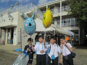 東星学園 校長 大矢正則 清瀬 私立 小学校 東星バザー(10)