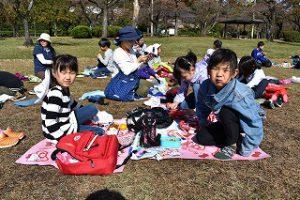 カトリック ミッション 東星学園 校長・大矢正則 1年生遠足(6)