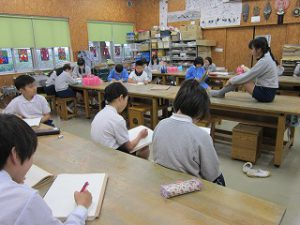 東星学園 大矢正則校長 清瀬 私立 小学校 5年生(6)