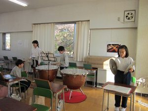 東星学園 校長・大矢正則 清瀬 私立 小学校 5年生(2)