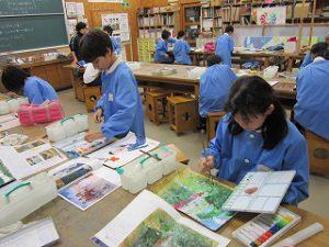 東星学園 校長 大矢正則 カトリック ミッション 男女5年生(7)