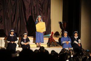 東星学園 大矢正則校長 カトリック ミッション 男女 クリスマス会(3)