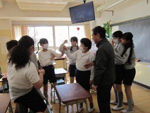 東星学園小学校 校長・大矢正則 カトリック ミッション 男女 卒業まであと…(5)