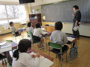 東星学園 校長・大矢正則 清瀬 私立 小学校 3年生(2)