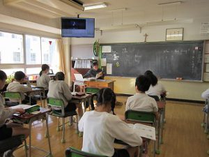 東星学園小学校 校長 大矢正則 カトリック ミッション 男女 卒業まであと…(7)