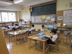 東星学園 大矢正則校長 カトリック ミッション 男女 1年生 新年を迎えて(3)