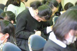 東星学園 校長 大矢正則 清瀬 私立 小学校 第43回 平成30年度朗読大会(4)