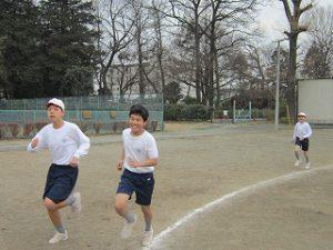 東星学園 校長・大矢正則 カトリック ミッション 男女 Run Run Run Day(3)