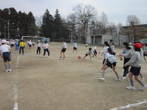 東星学園 校長 大矢正則 カトリック ミッション 男女 Run Run Run Day(5)