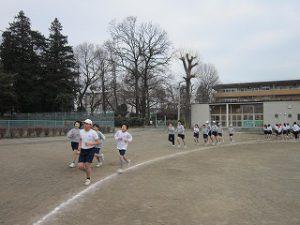 東星学園 大矢正則校長 カトリック ミッション 男女 Run Run Run Day(1)
