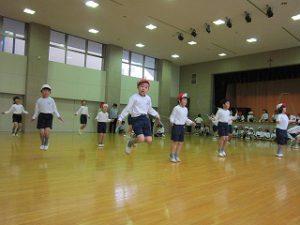 東星学園 校長・大矢正則 カトリック ミッション 男女 なわとび Day(5)