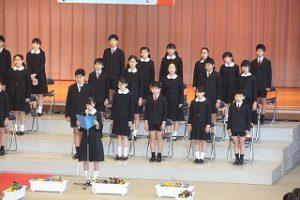 東星学園 校長・大矢正則 カトリック ミッション 男女 『第83回 卒業式』(5)