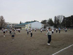 東星学園 校長 大矢正則 清瀬 私立 小学校 なわとび Day(10)