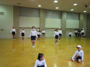 東星学園 校長 大矢正則 清瀬 私立 小学校 なわとび Day(4)